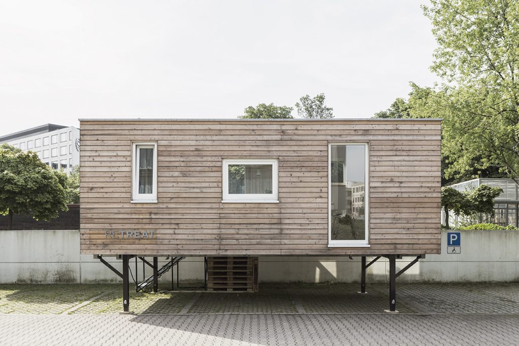 tiny house bauen retreat haus in deutschland
