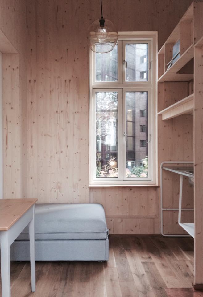 100 Euro Wohnung